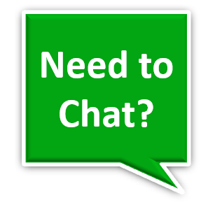 """Need to chat?"" chat box image"