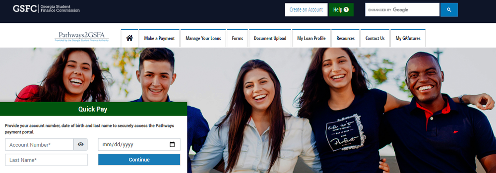 Pathways Homepage