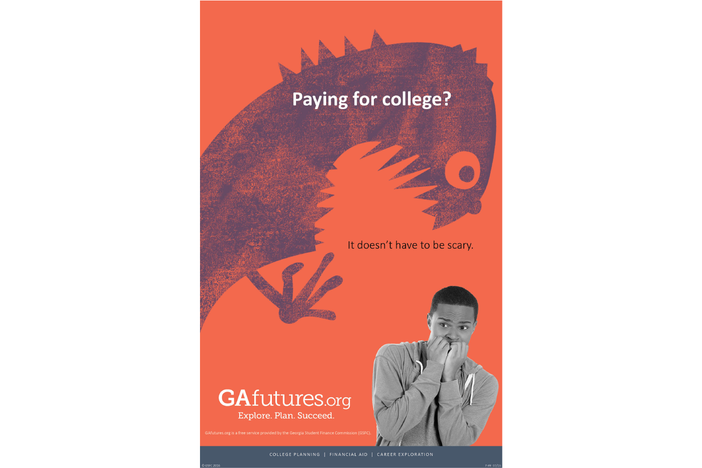 Paying for college poster thumbnail